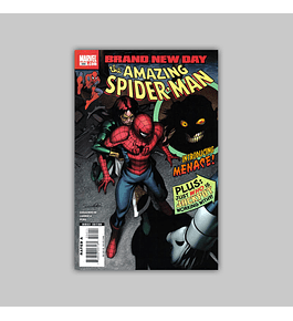 Amazing Spider-Man 550 2008