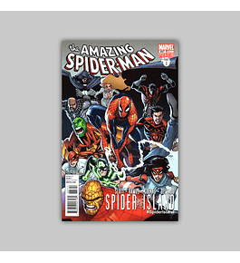 Amazing Spider-Man 667 2011