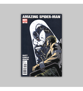 Amazing Spider-Man 654 2nd printing 2011