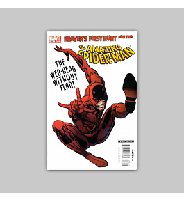 Amazing Spider-Man 566 2008