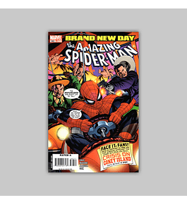Amazing Spider-Man 563 2008