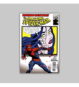 Amazing Spider-Man 560 2008