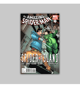 Amazing Spider-Man 668 2011