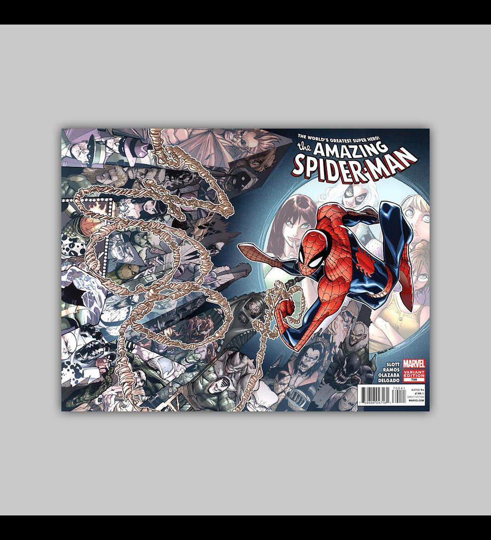 Amazing Spider-Man 700 D 2013