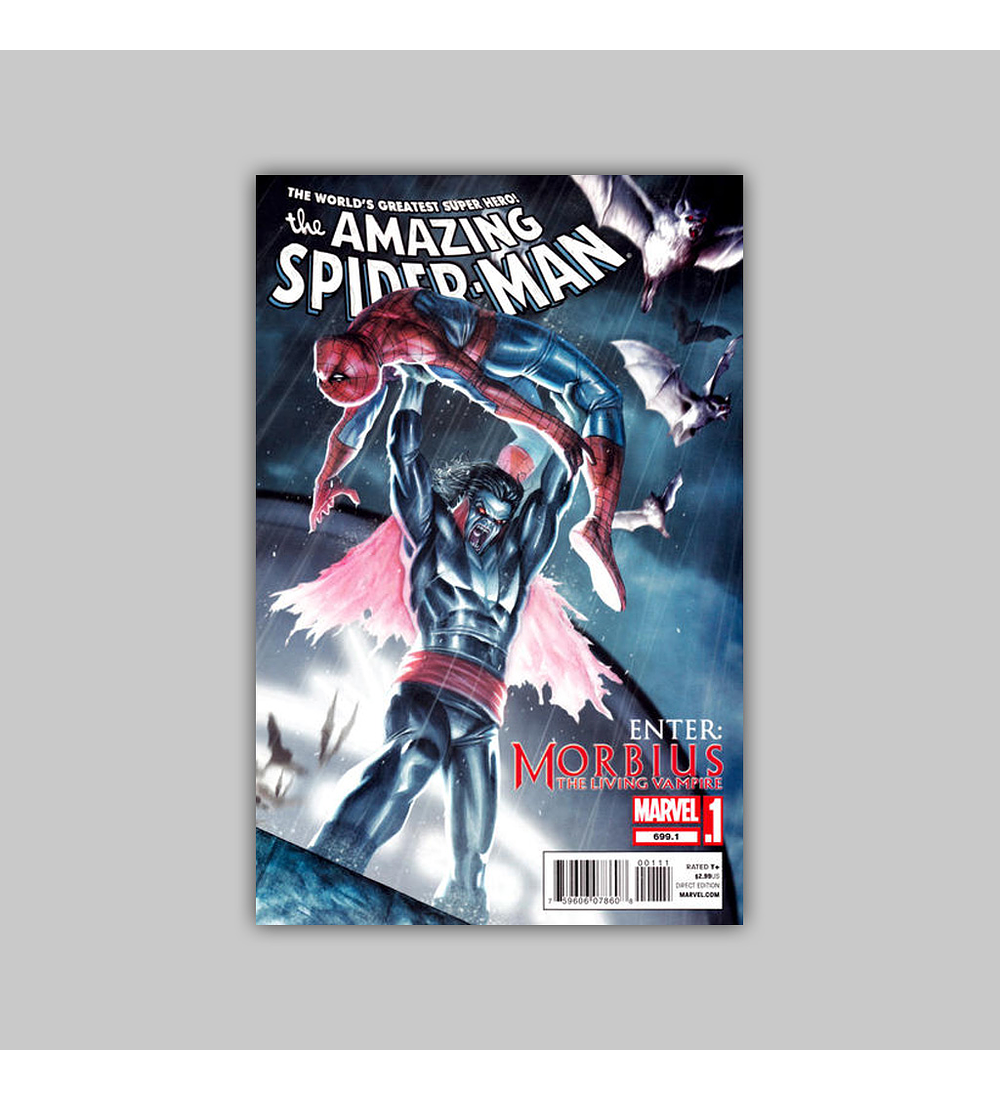 Amazing Spider-Man 699.1 2013
