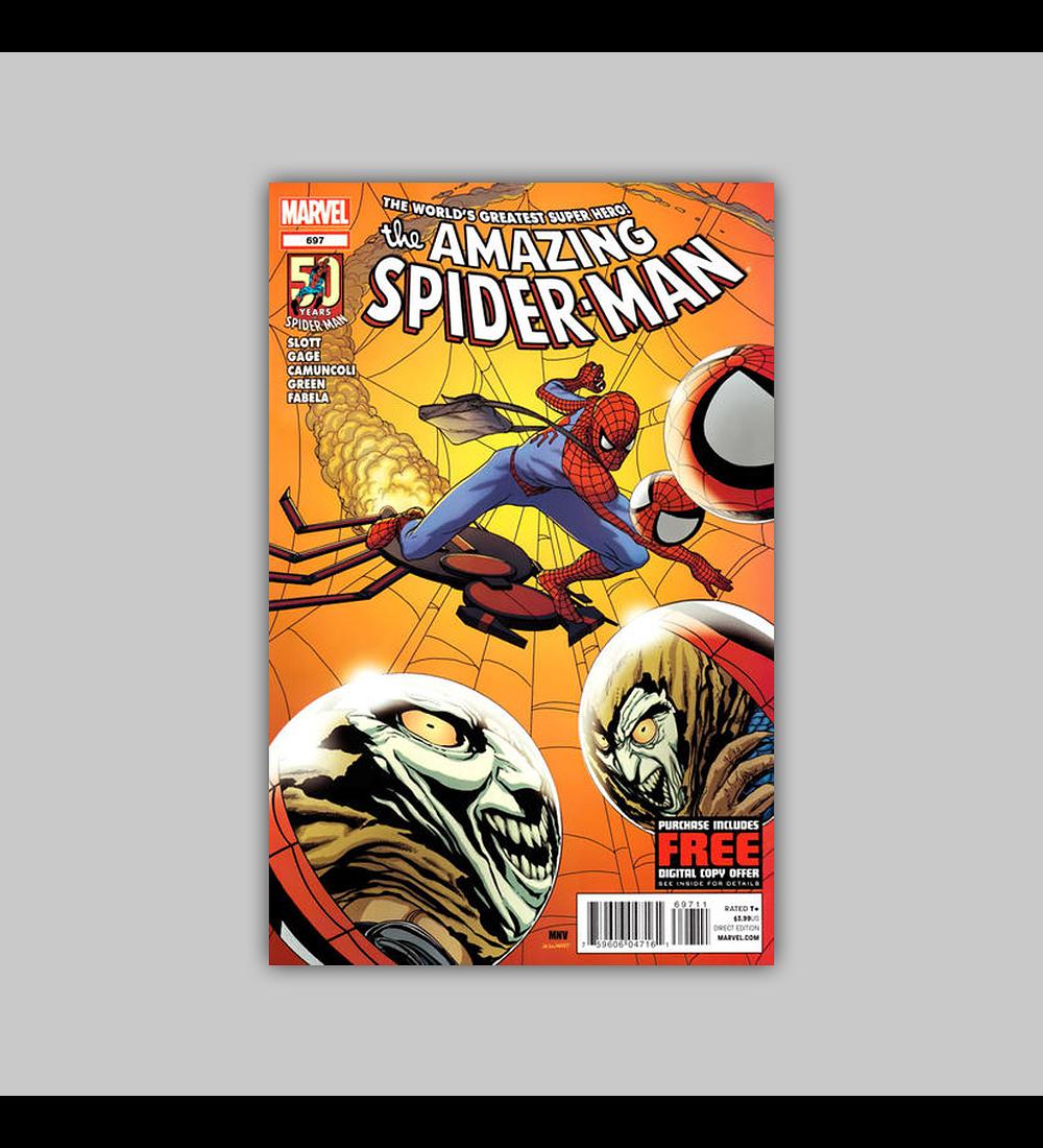 Amazing Spider-Man 697 2013