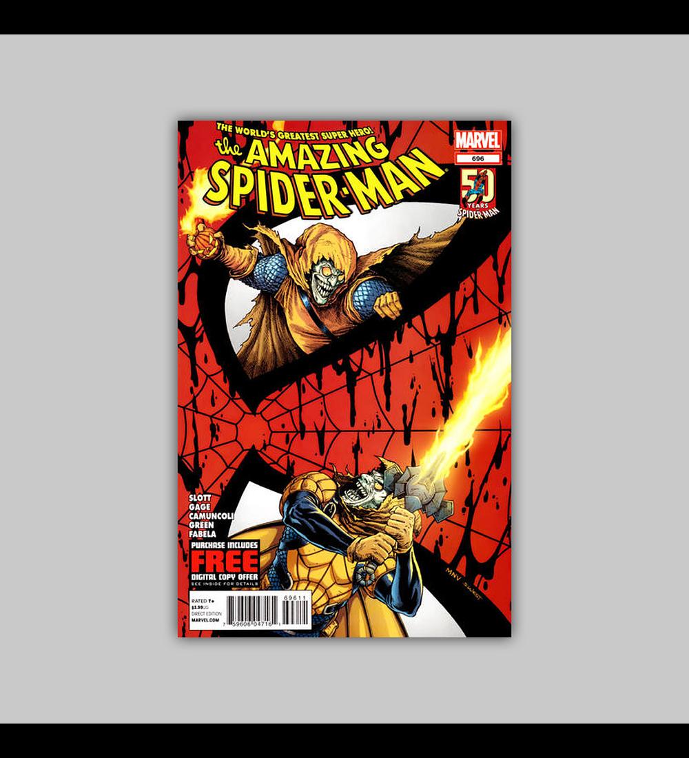Amazing Spider-Man 696 2012