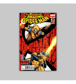Amazing Spider-Man 696 2012
