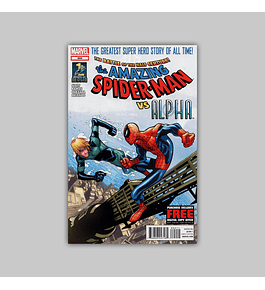 Amazing Spider-Man 694 2012