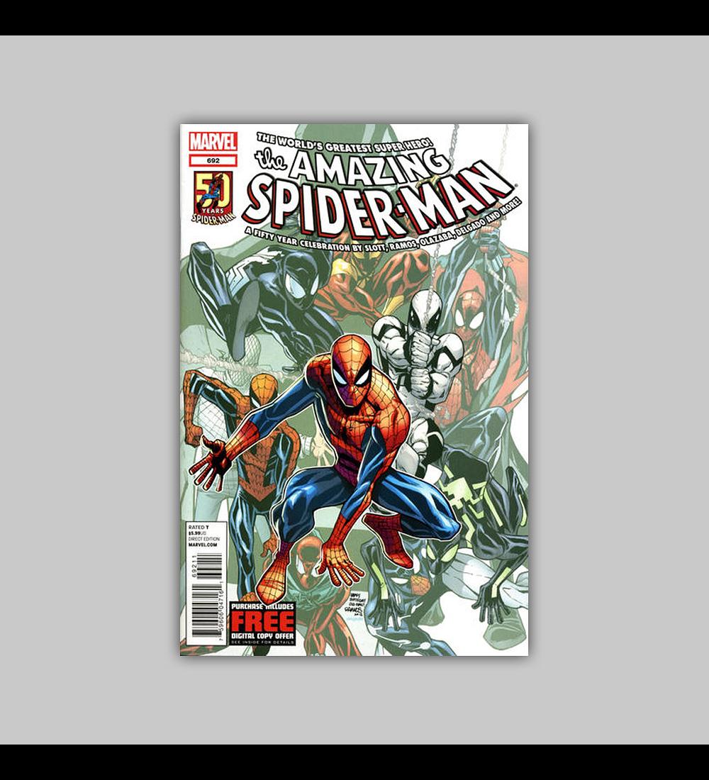 Amazing Spider-Man 692 2012