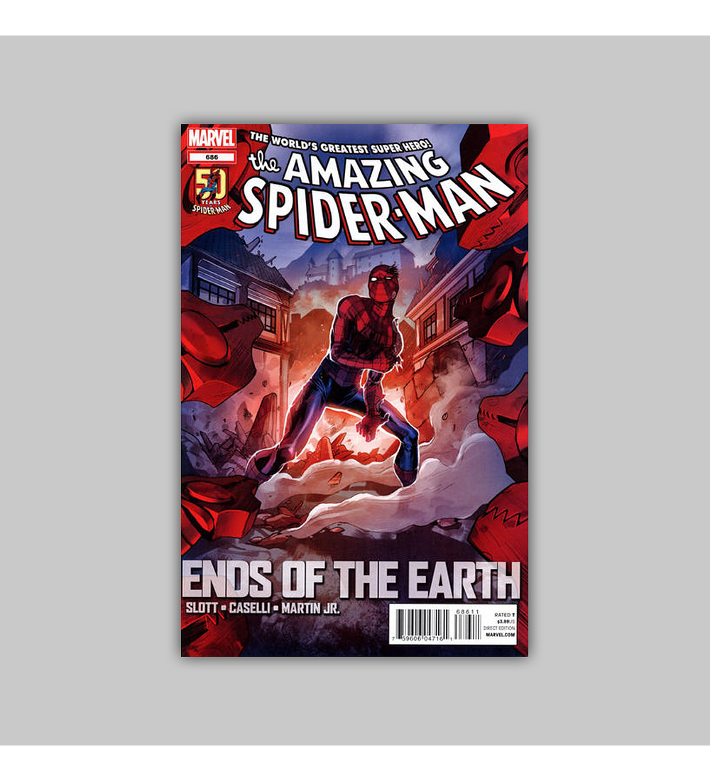 Amazing Spider-Man 686 2012