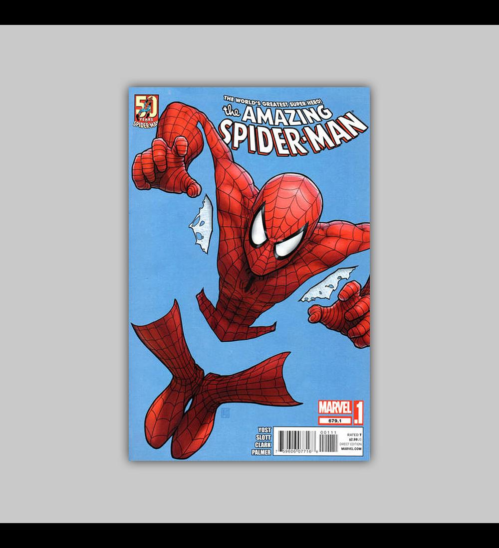 Amazing Spider-Man 679.1 2012