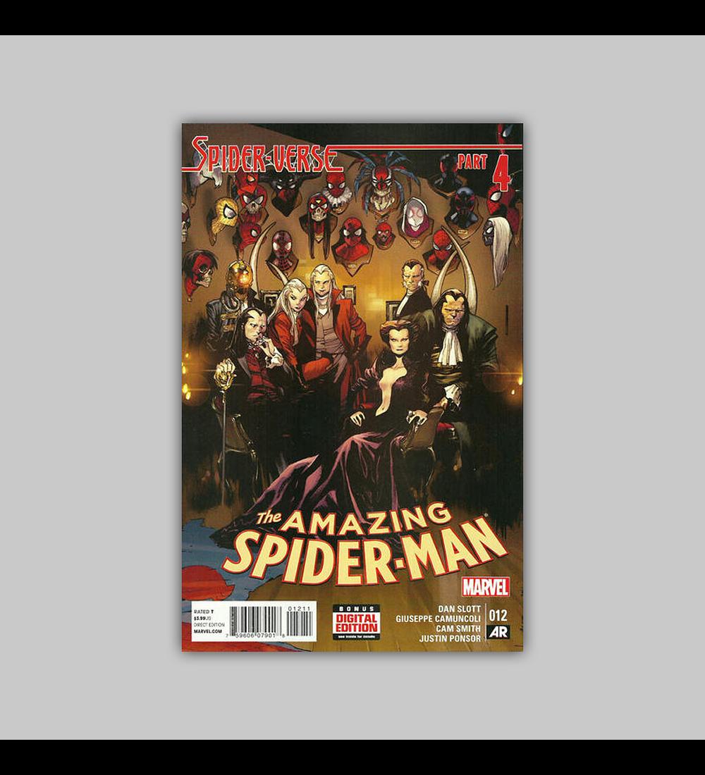 Amazing Spider-Man (Vol. 3) 12 2015