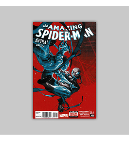 Amazing Spider-Man (Vol. 3) 20.1 2015