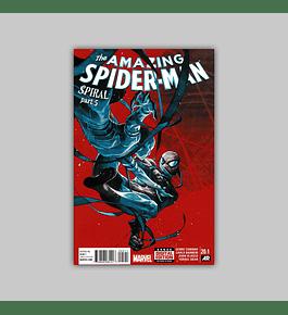 Amazing Spider-Man (Vol. 3) 20.1 2015