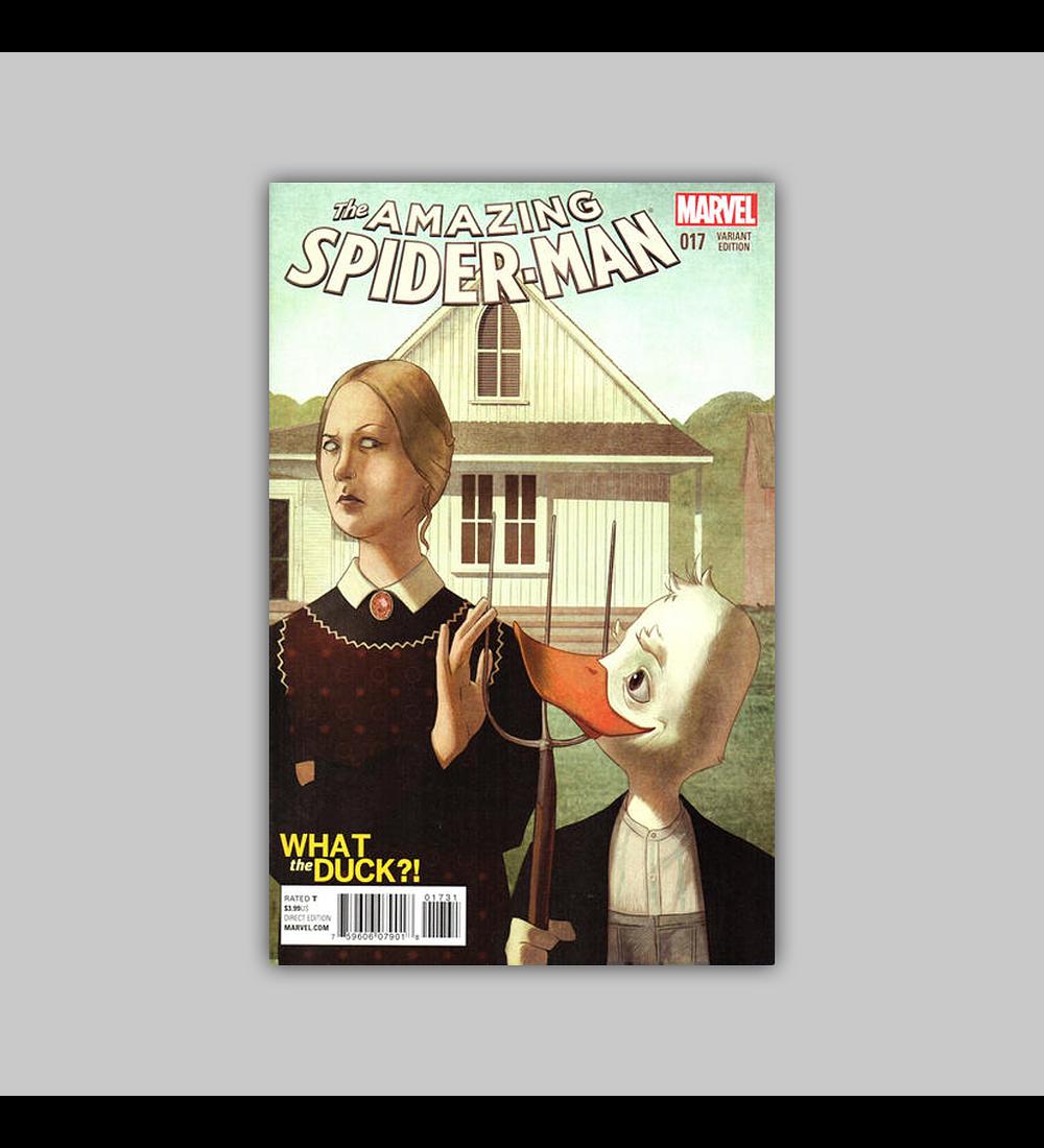 Amazing Spider-Man (Vol. 3) 17 C 2015