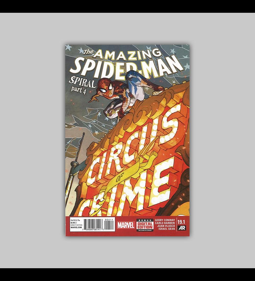Amazing Spider-Man (Vol. 3) 19.1 2015