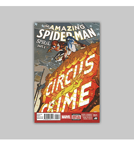 Amazing Spider-Man (Vol. 3) 19.1 2015