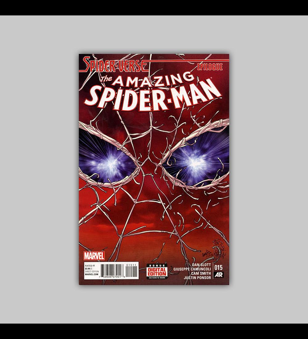 Amazing Spider-Man (Vol. 3) 15 2015