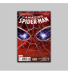 Amazing Spider-Man (Vol. 3) 15 2015