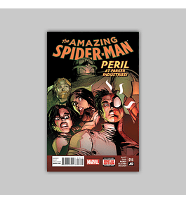 Amazing Spider-Man (Vol. 3) 16 2015