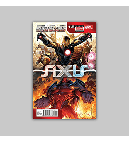 Avengers and X-Men: Axis 1 2014