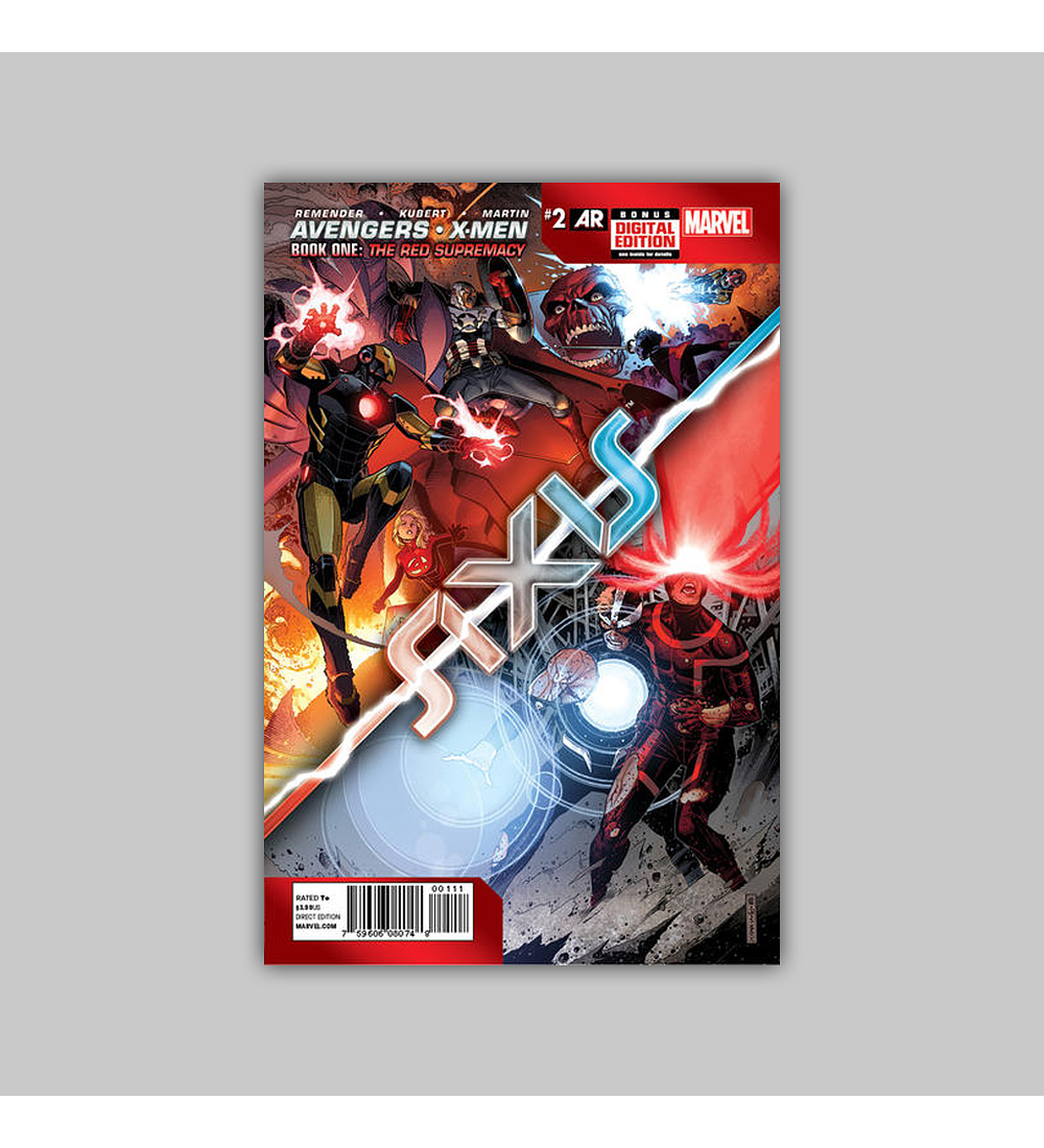 Avengers and X-Men: Axis 2 2014