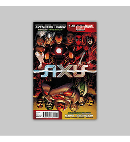 Avengers and X-Men: Axis 5 2015