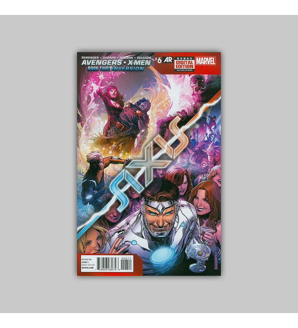 Avengers and X-Men: Axis 6 2015