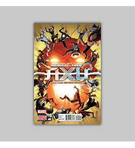 Avengers and X-Men: Axis 9 2015