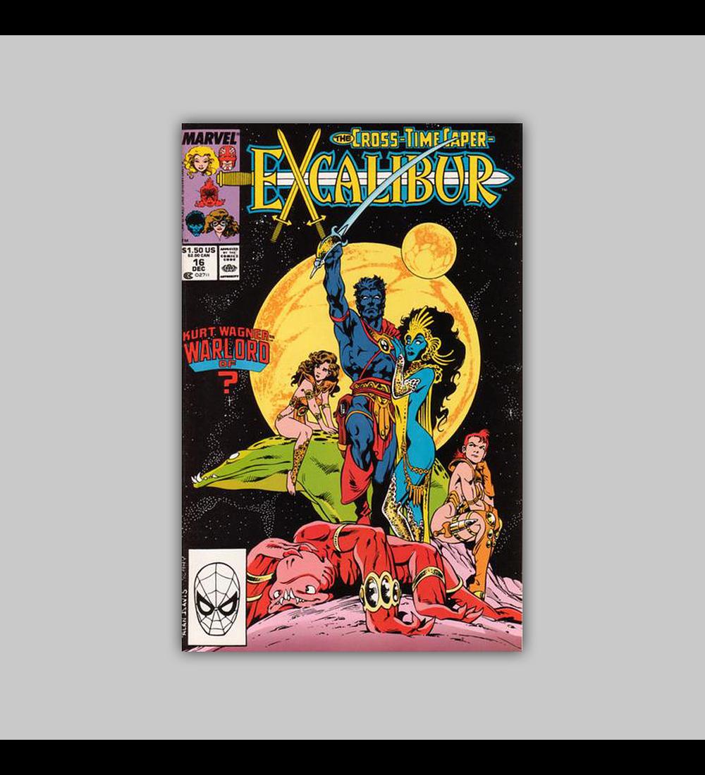 Excalibur 16 1989