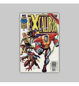 Excalibur 101 VF (8.0) 1996