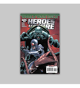 Heroes For Hire (Vol. 2) 11 2007
