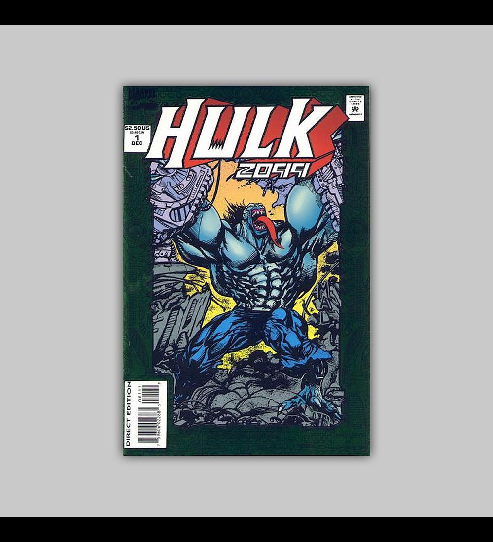 Hulk 2099 1 Foil 1994