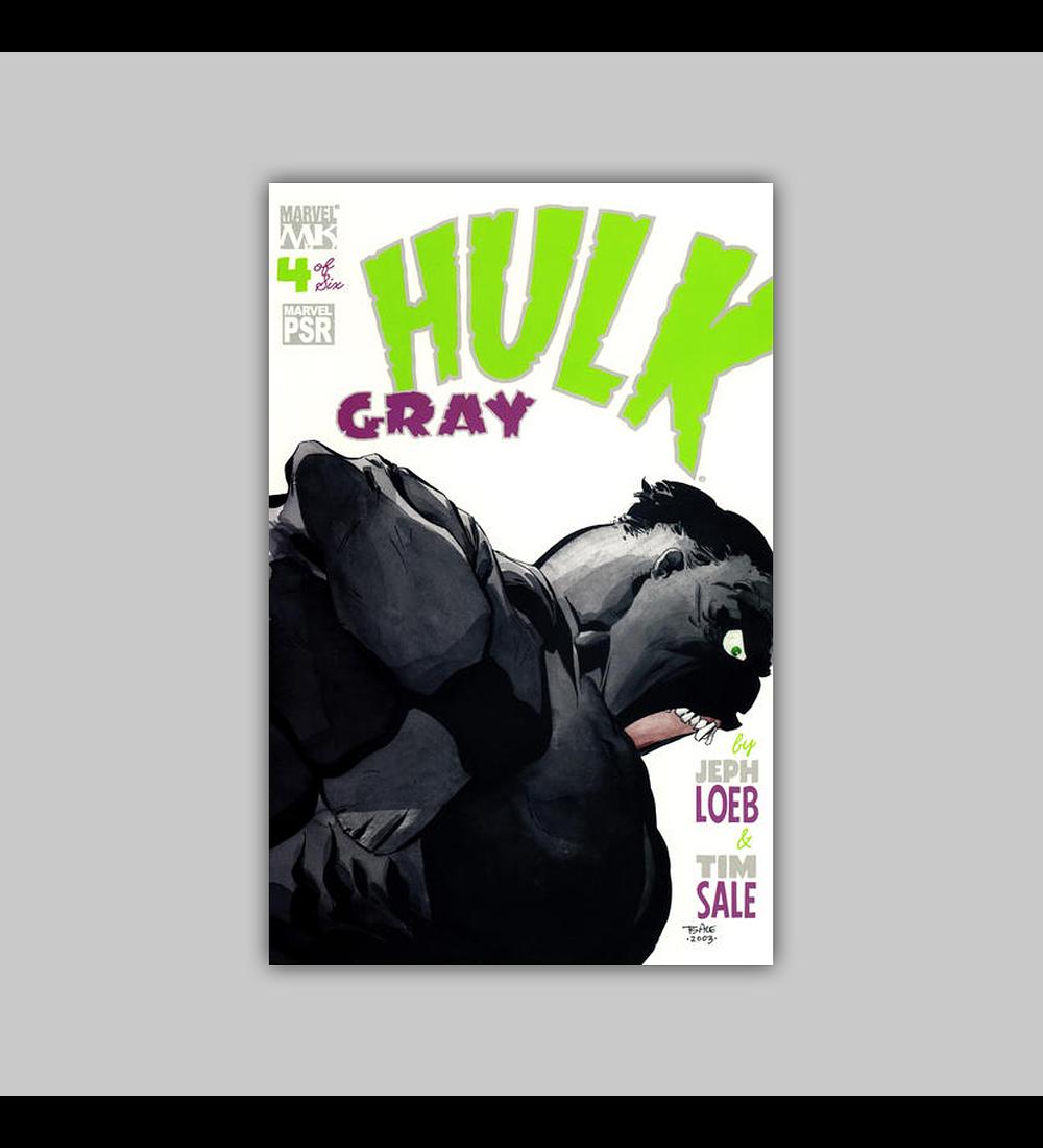 Hulk: Gray 4 2004