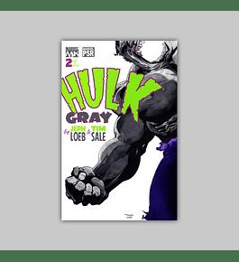 Hulk: Gray 2 2003