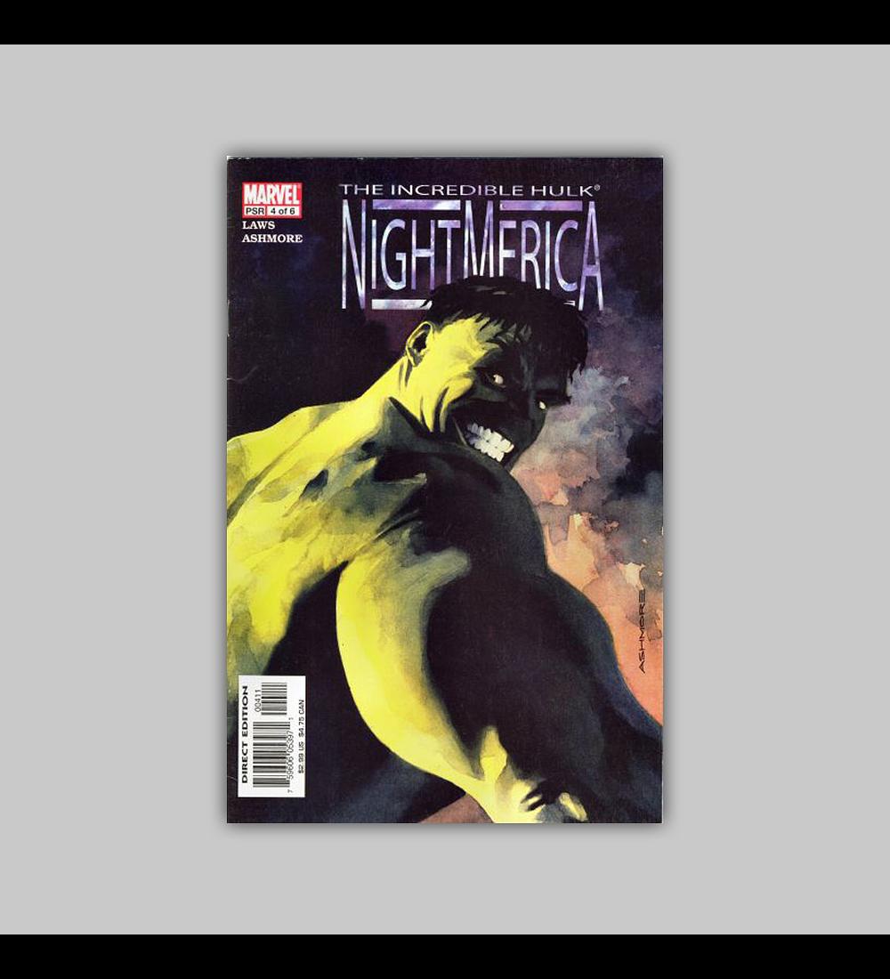 Hulk: Nightmerica 4 2003