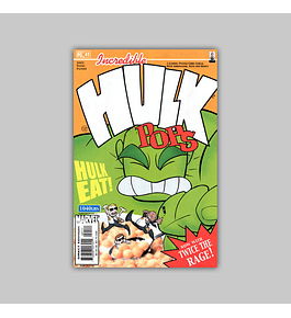 Incredible Hulk (Vol. 2) 41 2002
