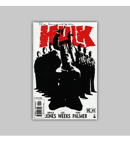 Incredible Hulk (Vol. 2) 42 2002