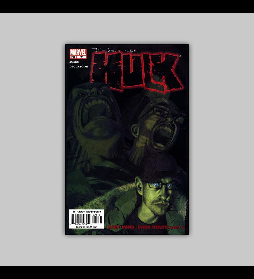 Incredible Hulk (Vol. 2) 52 2003