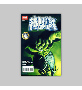 Incredible Hulk (Vol. 2) 55 2003