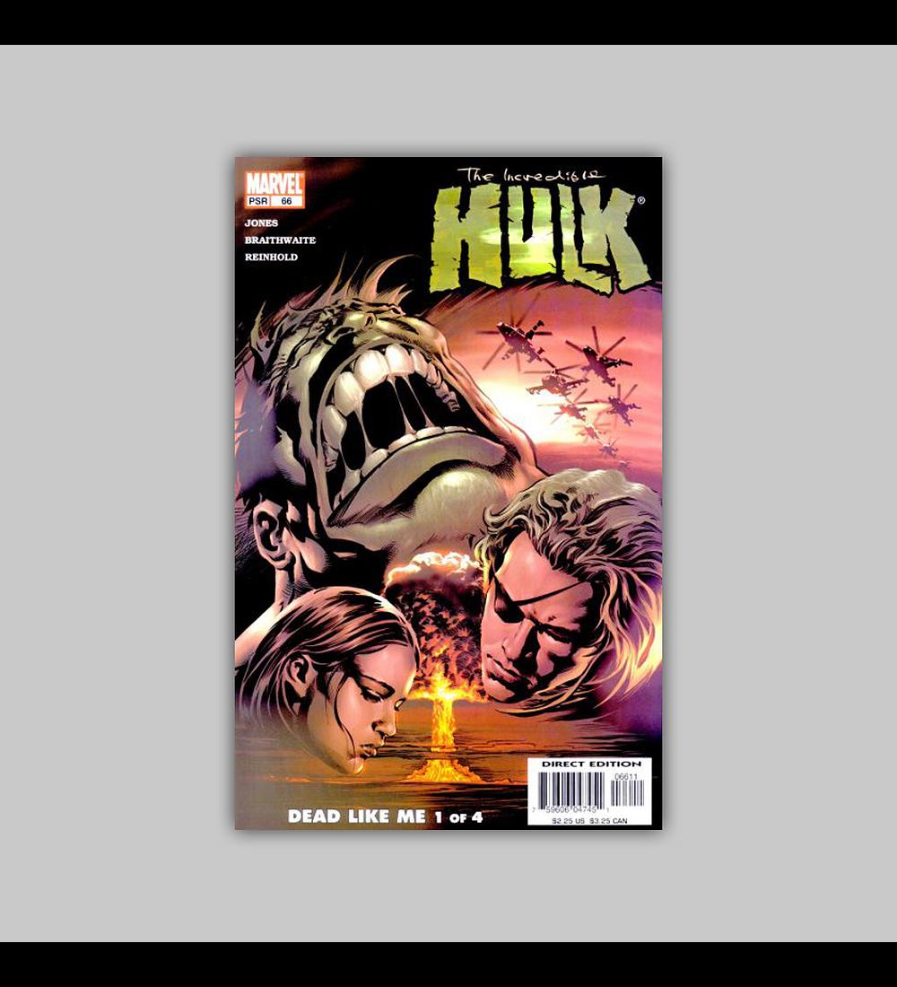 Incredible Hulk (Vol. 2) 66 2004