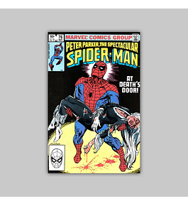 Peter Parker, the Spectacular Spider-Man 76 1983