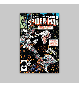 Peter Parker, the Spectacular Spider-Man 90 VF/NM 9.0 1984