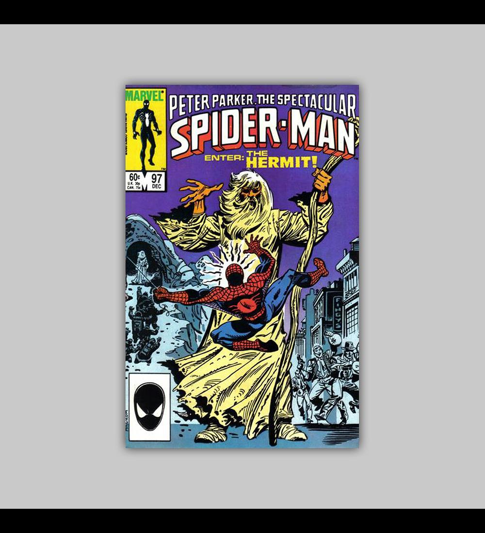 Peter Parker, the Spectacular Spider-Man 97 1984