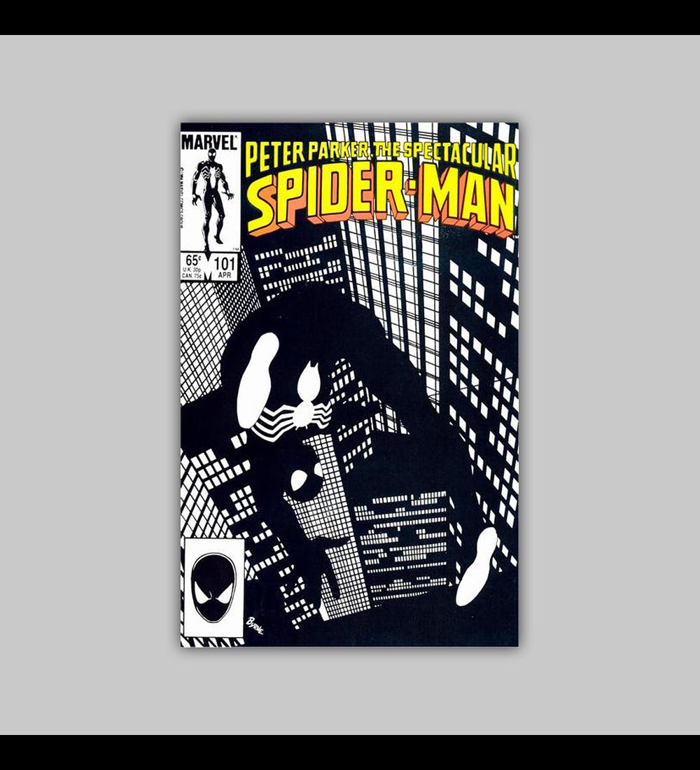 Peter Parker, the Spectacular Spider-Man 101 1985