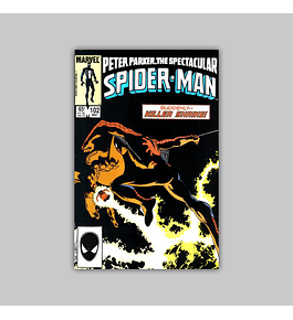 Peter Parker, the Spectacular Spider-Man 102 1985