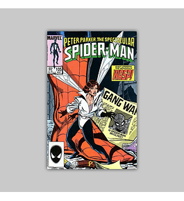Peter Parker, the Spectacular Spider-Man 105 1985