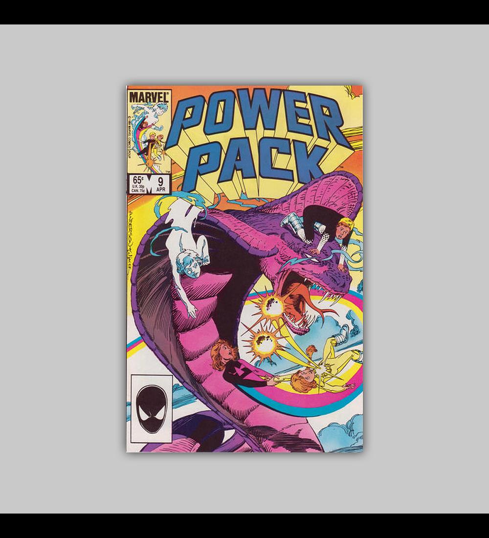 Power Pack 9 1985
