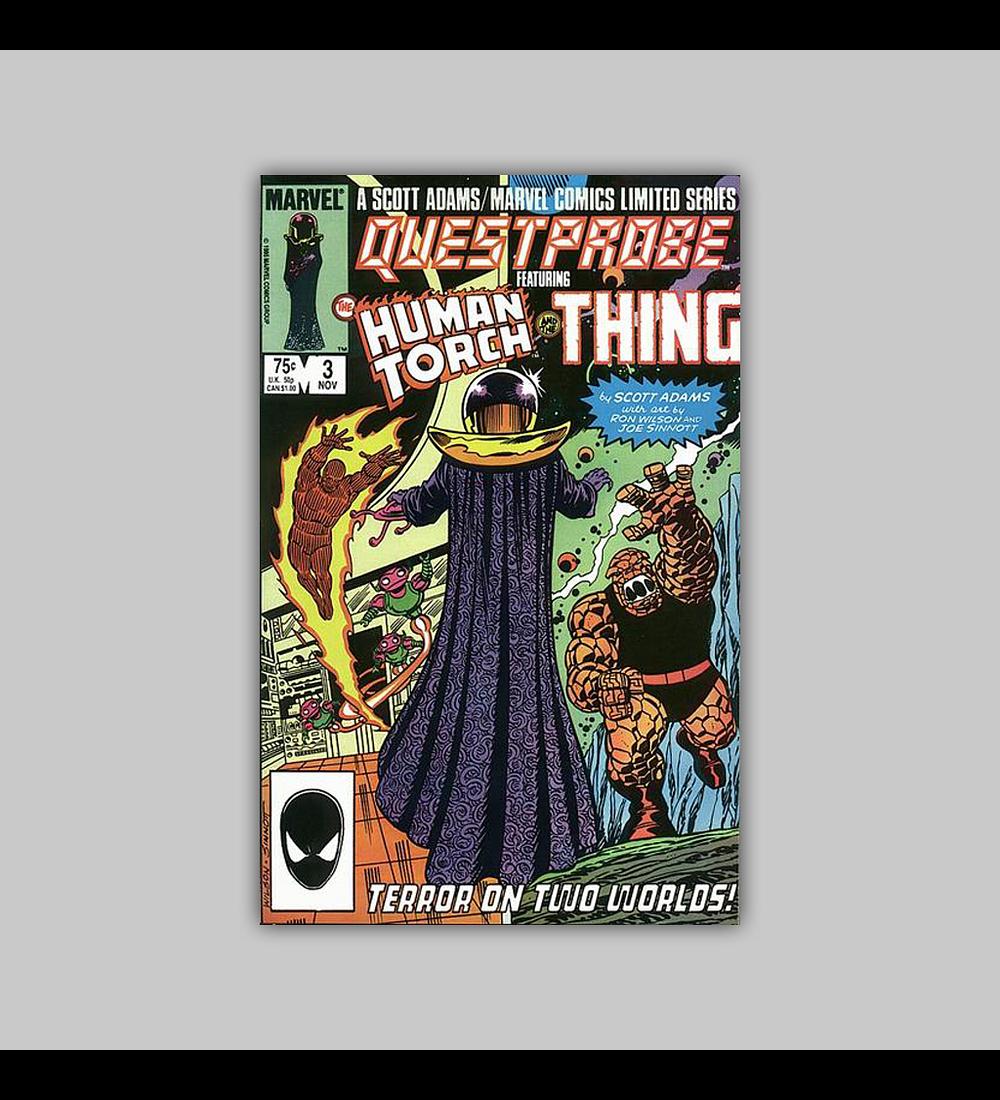 Questprobe 3 1985